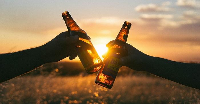 Warum wirkt Alkohol schneller wenn es warm ist