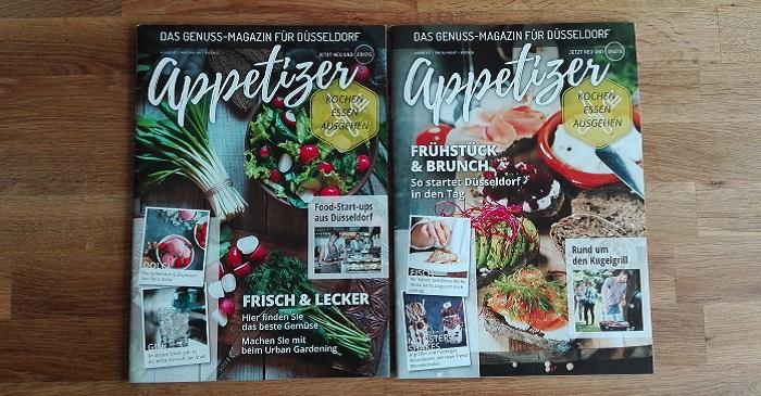 Essen gehen in Duesseldorf: Tipps vom Appetizer
