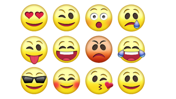 Woher kommen Emojis?