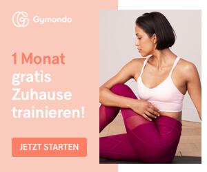 Gymondo: Fitness für zuhause - 1 Monat Gratis